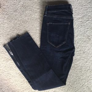 NWOT Abercrombie ankle jeans